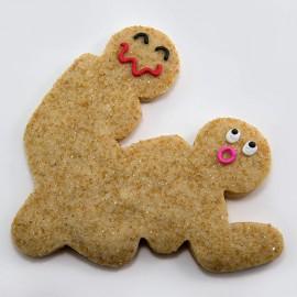 Le biscuit Kama-Sucré de la St-Valentin - Position 2