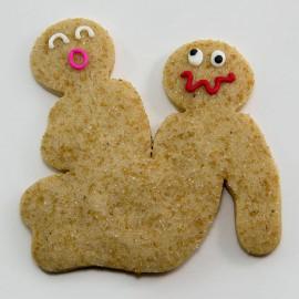 Le biscuit Kama-Sucré de la St-Valentin - Position 3