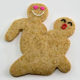 Le biscuit Kama-Sucré de la St-Valentin - Position 4