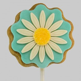 Mother's day daisy cookie