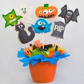 The Monstrous Halloween Bouquet