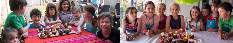 Fête d'enfants à domicile, Montreal, Rive Sud, Rive Nord et ville de Québec