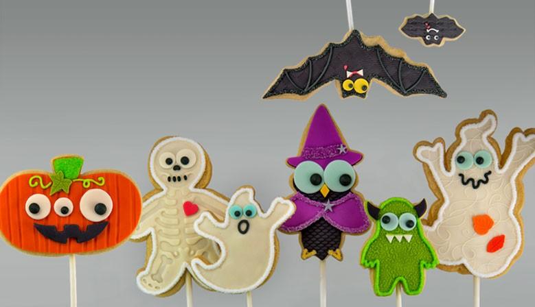 Collection de biscuits d'Halloween de Sweet isabelle