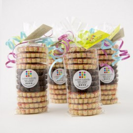 Choco-Vanilla shortbread assortments - 12 pack