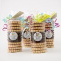 Choco-Vanilla shortbread assortments - 12 pack