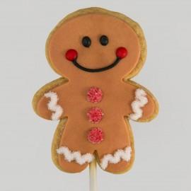 Biscuit de Noël : Le bonhomme de pain d'épices