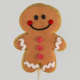 Christmas Cookie: The Gingerbread Man