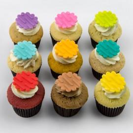Cupcakes classiques pur beurre