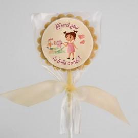 Biscuits «Merci» pour éducateurs et éducatrices
