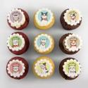 Cupcakes «chats» pour anniversaire
