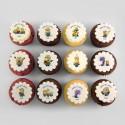 Cupcakes «Minions»