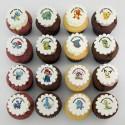 Cupcakes «Pokemon»