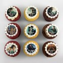 Cupcakes «Harry Potter»