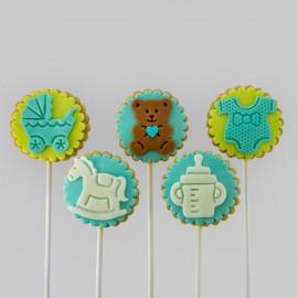 Biscuits éconos pour thématique «bébé»