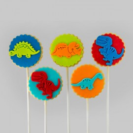 Biscuits éconos pour thématique «dinosaure»