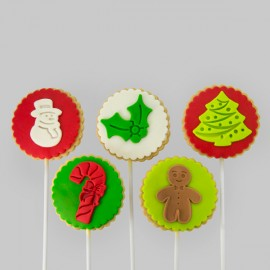 Christmas Economical Cookies - Large