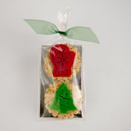 Christmas Duo Cookies