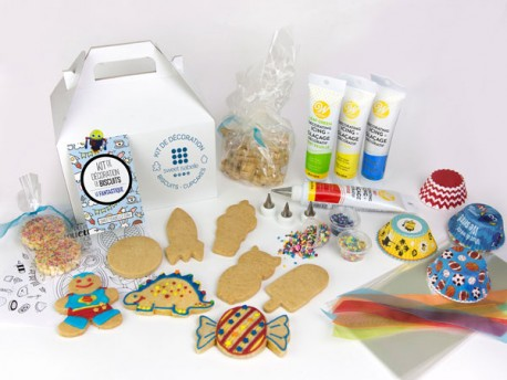 Cookie Decorating Kit: The Fantastic