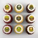 St-Patrick cupcakes