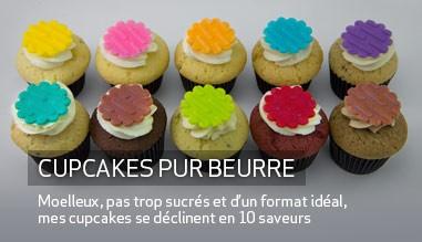 Meilleurs cupcakes à Montréal